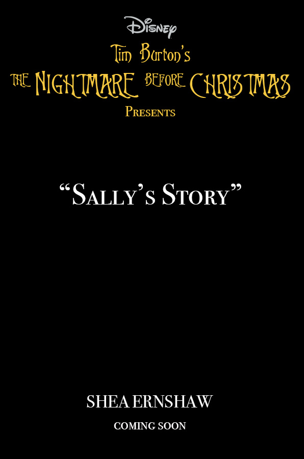 Sally's Story by Shea Ernshaw